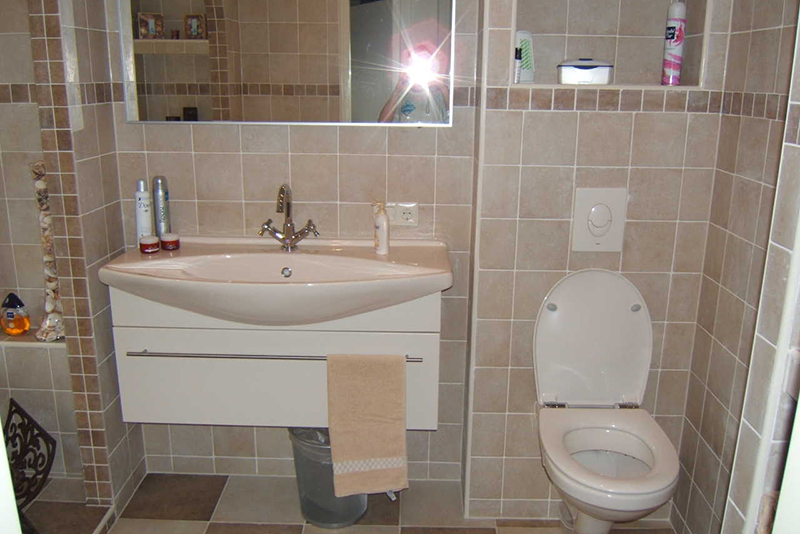 Kin Boer Multimontage | Natuurlijke badkamer