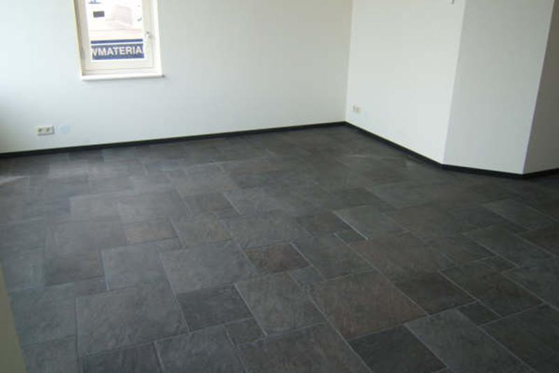 Keuken vloer interieur meubilair idee n - Scandinavische blauwe ...